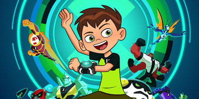 A NEW SERIES OF arrive BEN 10 IN 2017
