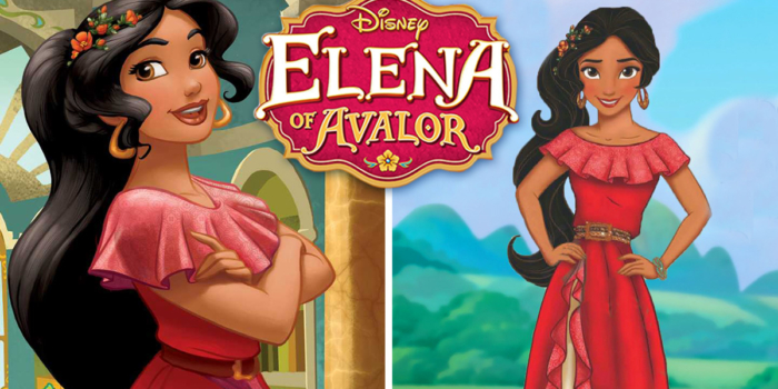 Disney launches a series starring his first Latina princess
