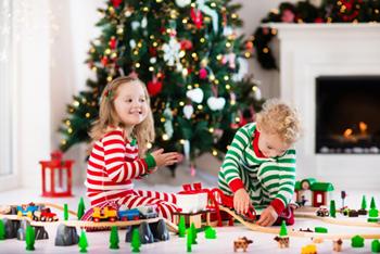 La indústria joguetera multiplicarà les seves vendes al desembre